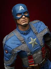 Captain America (PowerPee) Tags: sony alpha captainamerica slt a77 steverogers hottoys 16thscale