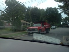 Irish Traveller Gypsy Red Dump Truck Paving Scammer (eye follow u) Tags: wood red irish white dan truck aka virginia berry artist ray daniel travellers masonry ct dumptruck dump diane va paving vehicle asphalt gypsy burke pikey con gmc astor scam gypsie aster ripoffs kilpatrick 2011 scammers conmen fitzpatrickpavingcom juggspavingcom killpatrickpavingcom eastcoastpavingvacom