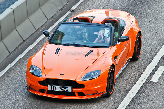 orange cars car canon hongkong automobile fast hong kong supercar automobiles admiralty fastcars 600d worldcars astonmartinv8vantageroadster ht325