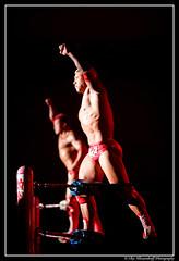 Osaka Pro-Wrestling (Ilko Allexandroff / ) Tags:  osaka wrestling ilko allexandroff canon 5d mark ii 135mm natural sport fight jump
