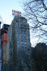 Jumeirah Essex House (Lonfunguy) Tags: usa ny newyork centralpark manhattan bigapple essexhouse jumeirahessexhouse