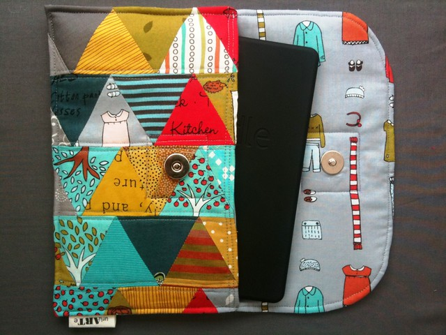LA Kindle Case