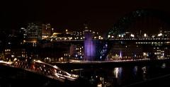 gateshead revisted (jonny violence yeah?) Tags: night dark newcastle rebel lights kiss bridges x3 500d necanon rebelt1i kissx3 t1i gatehesad