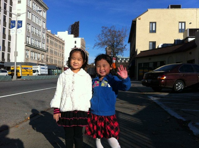 qiu qiu and momo in ny