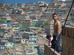 Ciudad Bolívar - Bogotá * (Sterneck) Tags: bogotá politics ciudad bolívar favela slum sociales ciudadbolívar zona19