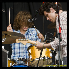NOAH AND THE WHALE 5 (adriangeephotography) Tags: light music festival rock photography kent farm bands indie adrian hop gee 2009 available adriangeephotography