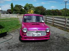 012 (locksey1985) Tags: pink austin mini 1973