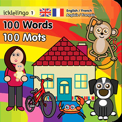 Ickelingo-1-Cover-French (Icklelingo) Tags: englishfrench icklelingo