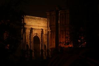 Arco di Settimio Severo/ Roma