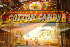 COTTON CANDY (GORILLATEMPLE) Tags: people toronto nature photoshop photography concert cntower outdoor mashup cne edit theex doubletrouble grla gorillatemple