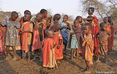 Children of the Village (keithhull) Tags: africa children kenya maasai amboseli vilage selenkayconservancy