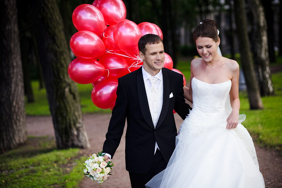 свадьба в кати и рустама