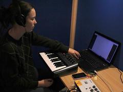 Musikkproduksjon, Solborg folkehøgskole