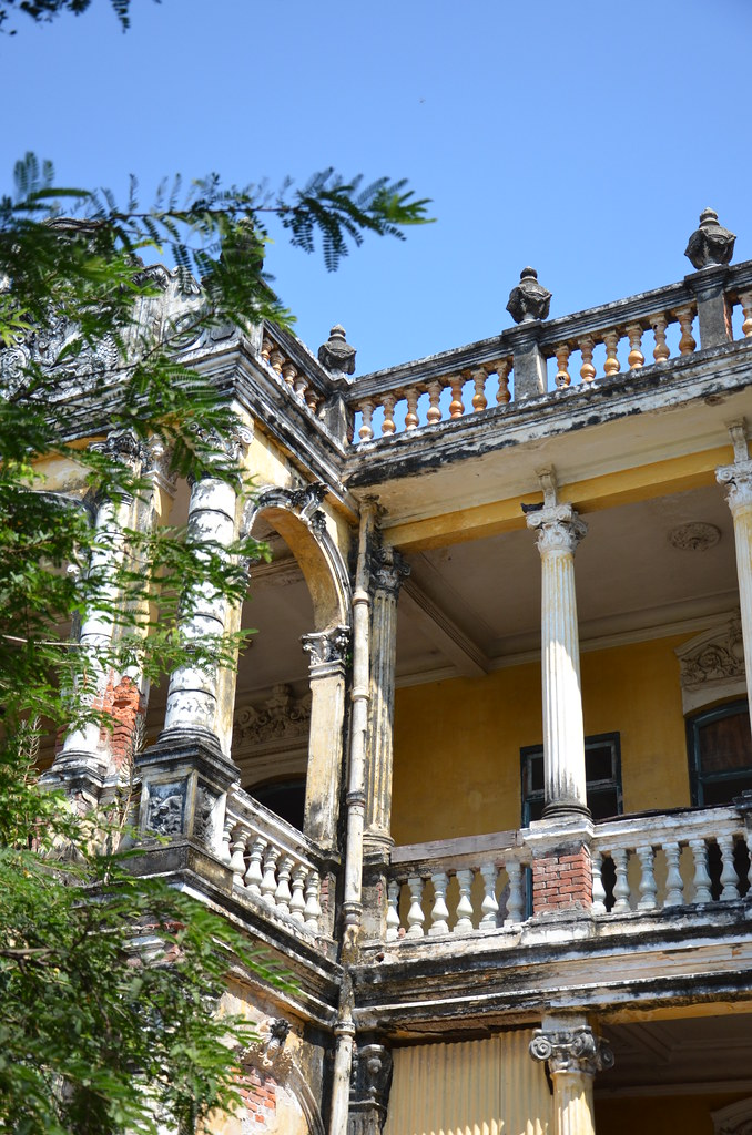 фото: Old colonial building