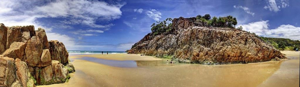 3262 Little Bay, South West Rocks by Rmonty119, on Flickr