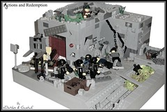 Lego Apoc -Actions and redemption- (=DoNe=) Tags: by viktor lego scene made done gustaf apoc legoapocactionsandredemption