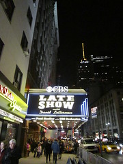 IMG_0051 (Sweet One) Tags: city nyc newyorkcity usa ny newyork night dark lights downtown manhattan timessquare cbs lateshowwithdavidletterman edsullivantheatre