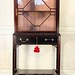213. Diminutive Antique Chinese Chippendale Cabinet