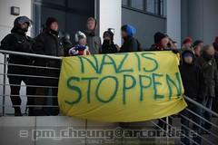 Anti-Nazi Proteste - 14.01.2012 - Magdeburg - IMG_3198