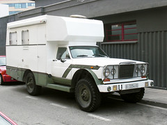"Jeep Gladiator M-715 (""Martini"") Tags: jeep 4x4 kaiser camper m715"