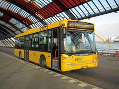 EBS bus 5024 Amsterdam CS (Arthur-A) Tags: bus netherlands buses amsterdam nederland autobus scania noordholland ebs egged bussen