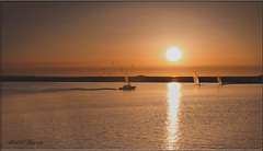 WEST KIRBY SUNSET (Shaun's Wildlife Images....) Tags: sunsets shaund