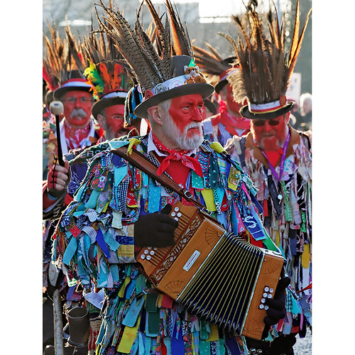 Whittlesey straw bear festival