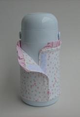 Detalhe da Garrafa Trmica (Kit Higiene) (Decorao Quarto de Beb - BETSY) Tags: garrafatrmica kithigiene kitdehigiene kithigienebebe garrafacomcapadetecido garrafatermolar garrafaparabebe