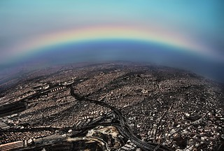 The Rainbow of Istanbul  (published on national geographic)