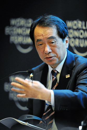 Naoto Kan - World Economic Forum Annual Meeting 2012