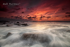 EPHEMERIS (matt burman) Tags: morning sunset seascape night sunrise flow dawn waterfall pentax dusk sydney australia surge longreef northernbeaches andscape k7