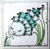 GRUMPY FISH (Anne Doble at Artinkulate) Tags: fish art animals inspired drawings fantasy cadent zentangle betweed