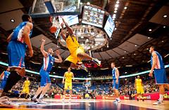 Sofoklis Schortsanitis Dunking (noamgalai) Tags: sports basketball israel telaviv bball dunk maccabi euroleague maccabitelaviv sofo  noamgalai   nokiaarena   sitemain sofoklisschortsanitis