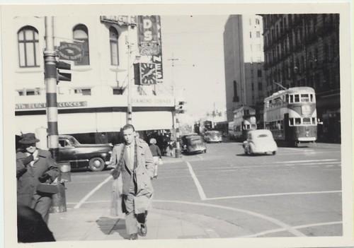 Johannesburg August 1954