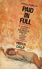 Paid in Full (54mge) Tags: vintage paperback crime novel pulp thriller consul