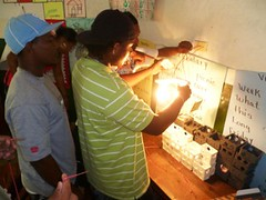 Education for Success Short Vocational Courses 2012: Domestic Electricity 15 (FADCANIC) Tags: nicaragua williamscollege lagunadeperlas saih unanlen fadcanic pearllagoonacademyofexcellence indigenousandafrodescendents