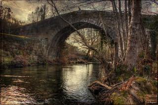 Aquel viejo puente.....