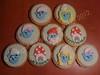 Smurf Cookies (Niki SG) Tags: art cookies cookie sugar smurf smurfs sugarpaste xake glyka γλυκα κεικ στρουμφ τουρτεσ sketi μπισκοτα ζαχαροπαστα σκετη