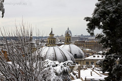 """Rome, snow • <a style=""""font-size:0.8em;"""" href=""""http://www.flickr.com/photos/89679026@N00/6818283367/"""" target=""""_blank"""">View on Flickr</a>"""