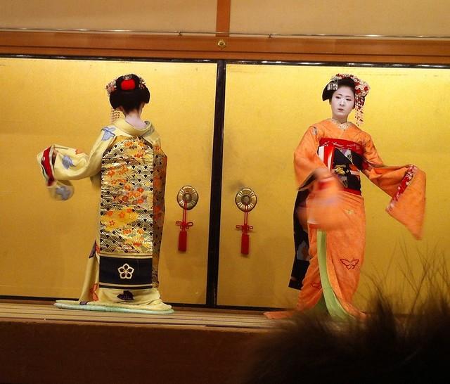 Katsunosuke and Satsuki.