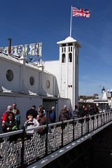 Brighton Pier (Olivier Monbaillu) Tags: greatbritain england canon brighton unitedkingdom angleterre eastsussex brightonpier palacepier royaumeuni grandebretagne monbaillu eos7d