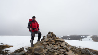 South Glen Shiel Ridge