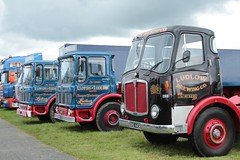 Ludlow (fannyfadams) Tags: uk test cars models tractors a5 lorries anglesey northwales showground a55 stationaryengines angleseyvintagerally tractorpullingauto