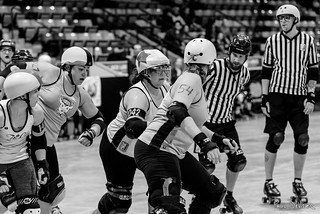 Tri-City Thunder vs Queen City Lake Effect Furies