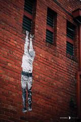 Fitzroy/Collingwood 16-05-16 (Divided Creative) Tags: street windows boy urban streetart art wall outdoors graffiti sticker collingwood fitzroy australia melbourne victoria