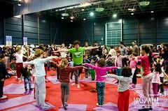 Mercazoco Abril Gijón Feria de Muestras talleres niños
