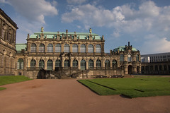 Zwinger palace (quinet) Tags: castle germany zwinger schloss chteau 2012 castleroad burgenstrase