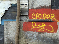 Casper SVP (geowelch) Tags: toronto sherbourne urbanfragments olympuspenepl5