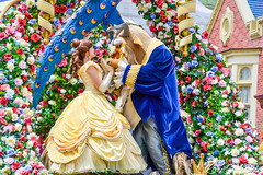 Festival Of Fantasy Parade (disneylori) Tags: princess disney parade disneyworld belle beast characters wdw waltdisneyworld magickingdom beautyandthebeast disneyprincess disneycharacters disneyparade disneyworldparade facecharacters waltdisneyworldparade festivaloffantasyparade