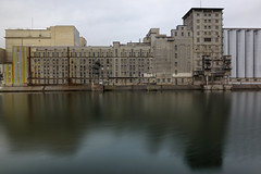 Les Grands Moulins de Strasbourg ! (Stphane LANDMANN) Tags: longexposure longuepause pauselongue hoya1000nd hoya nd mousse longexpoelite longexposhots paysage grands moulins strasbourg